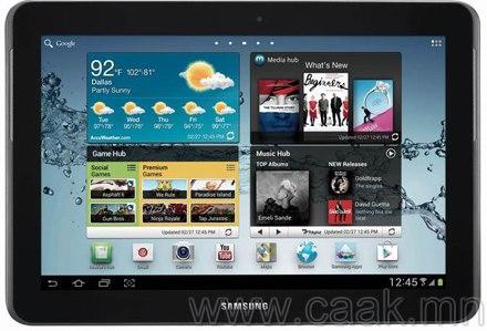 Samsung Galaxy Tab-ийн топ 10 нэмэлт
