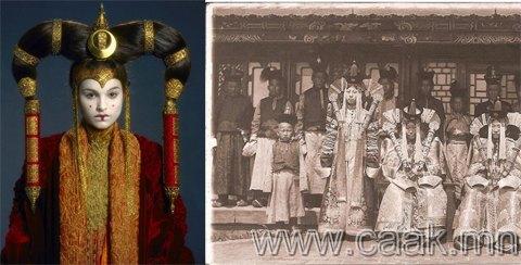 Оддын дайн кино Монголоос ямар санаа зээлдсэн бэ?